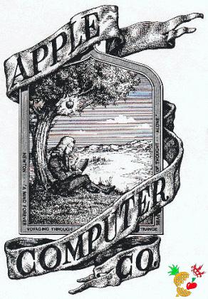 初代 Apple Computer Logo
