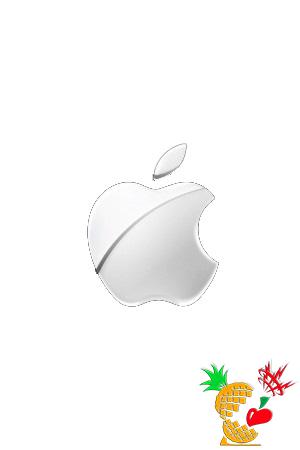 Apple Logo ④