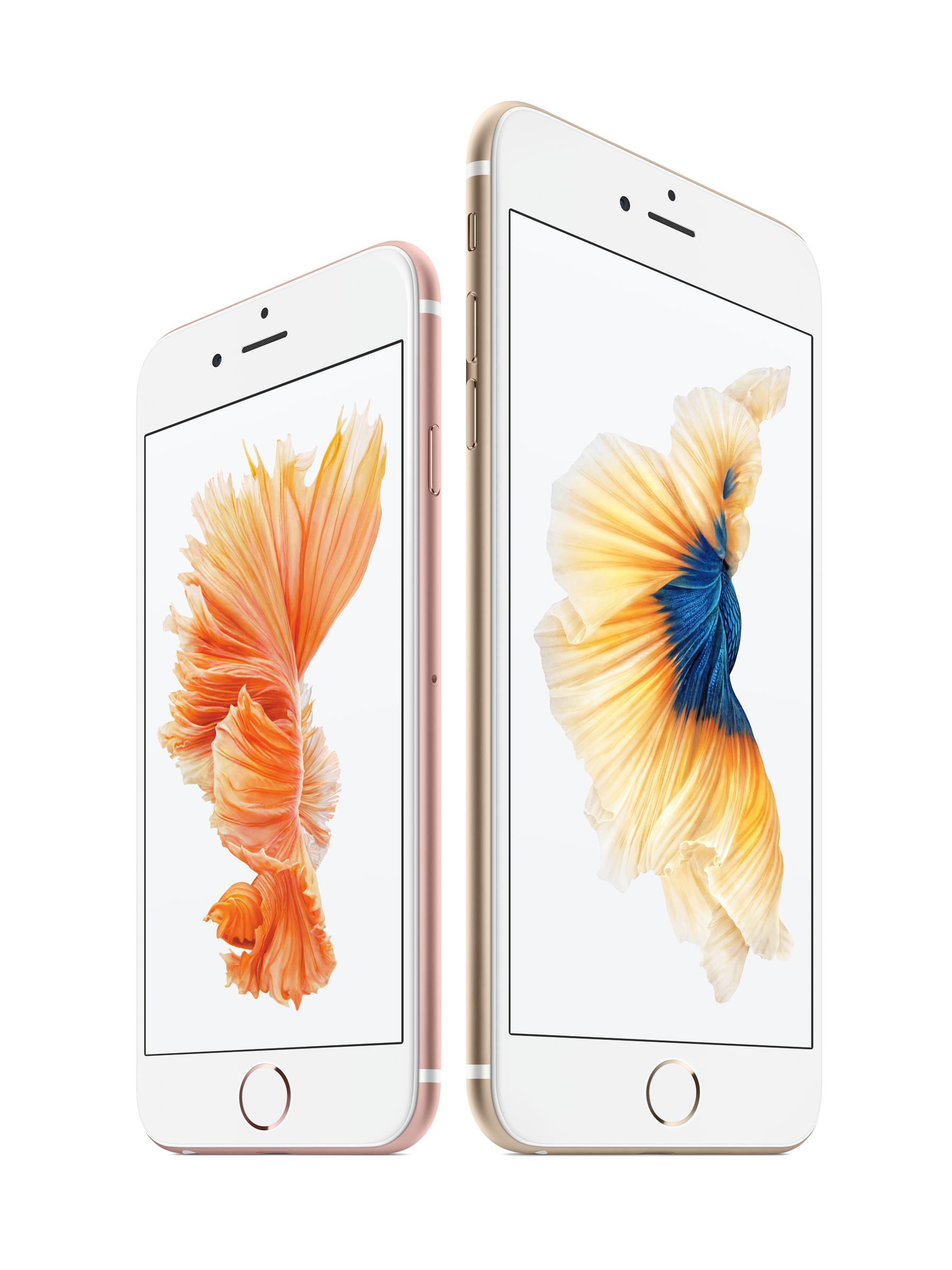 iPhone 6s/iPhone 6s Plus