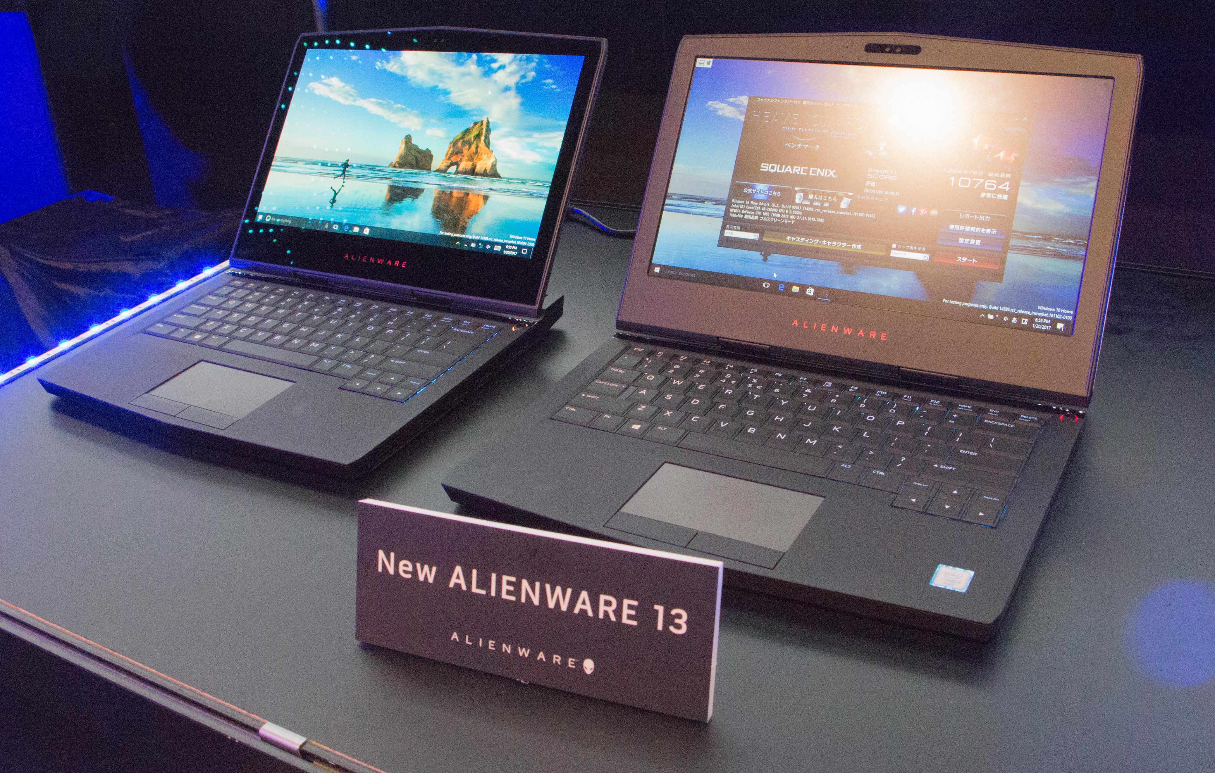 ALIENWARE 13 ゲーミング Laptop PC