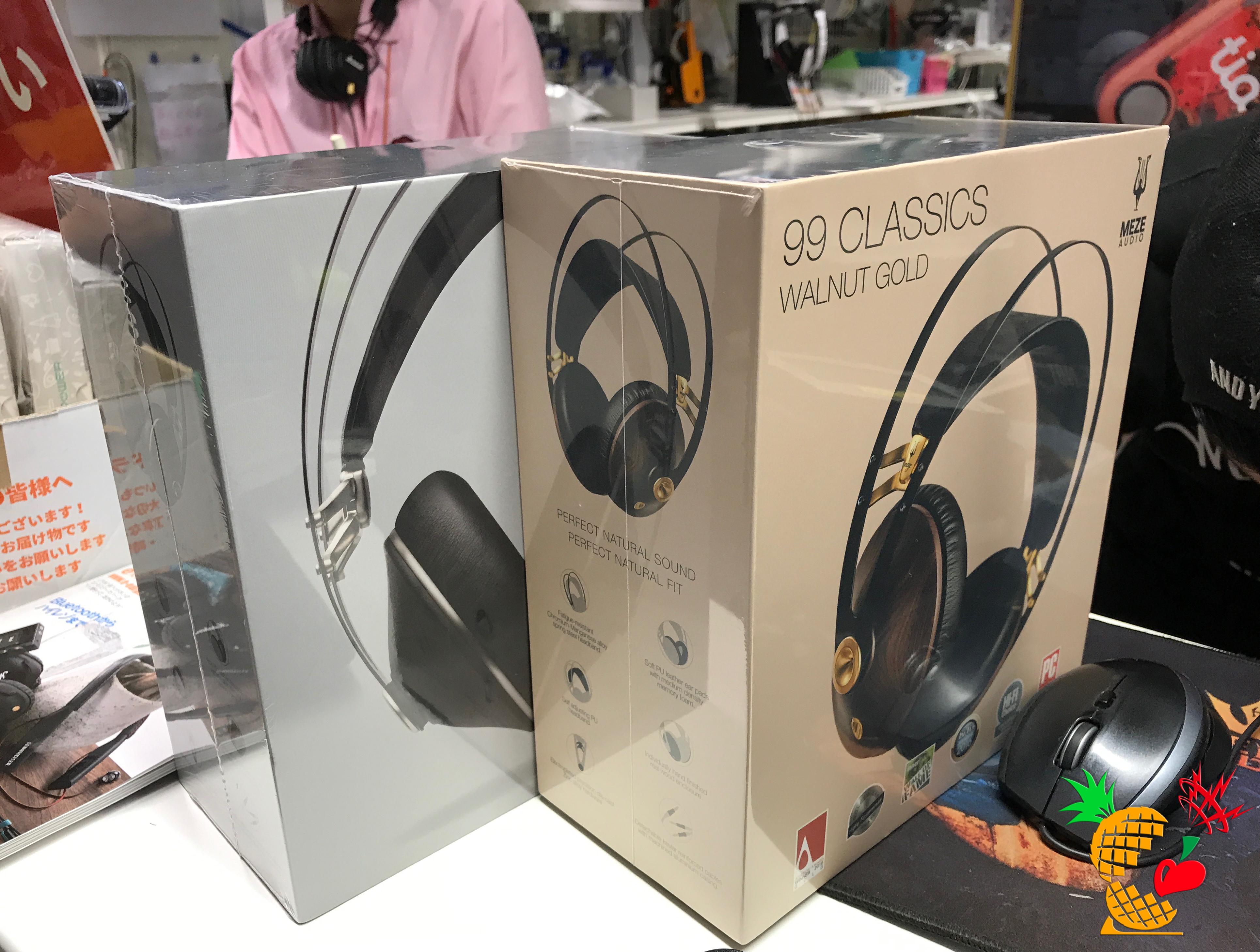 MEZE Audio 99 Classics & 99 Neo