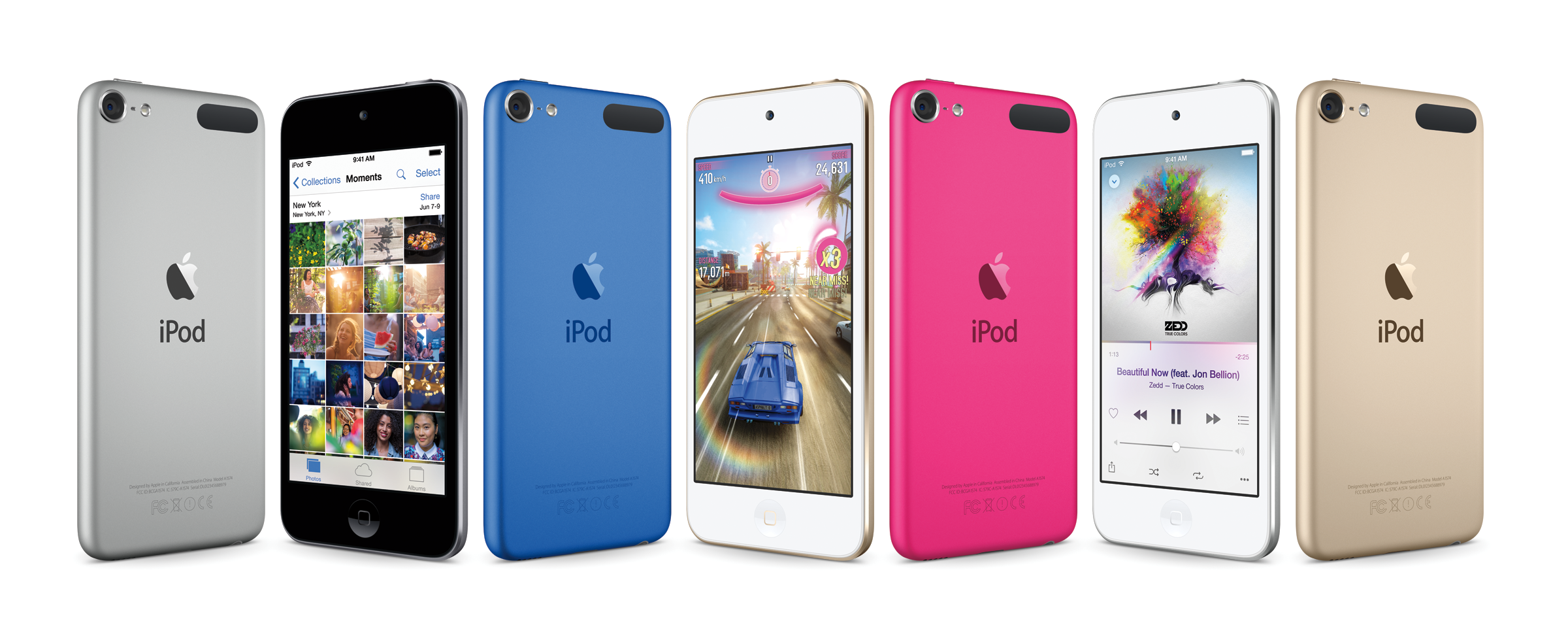 iPod touch(6th Generation)
