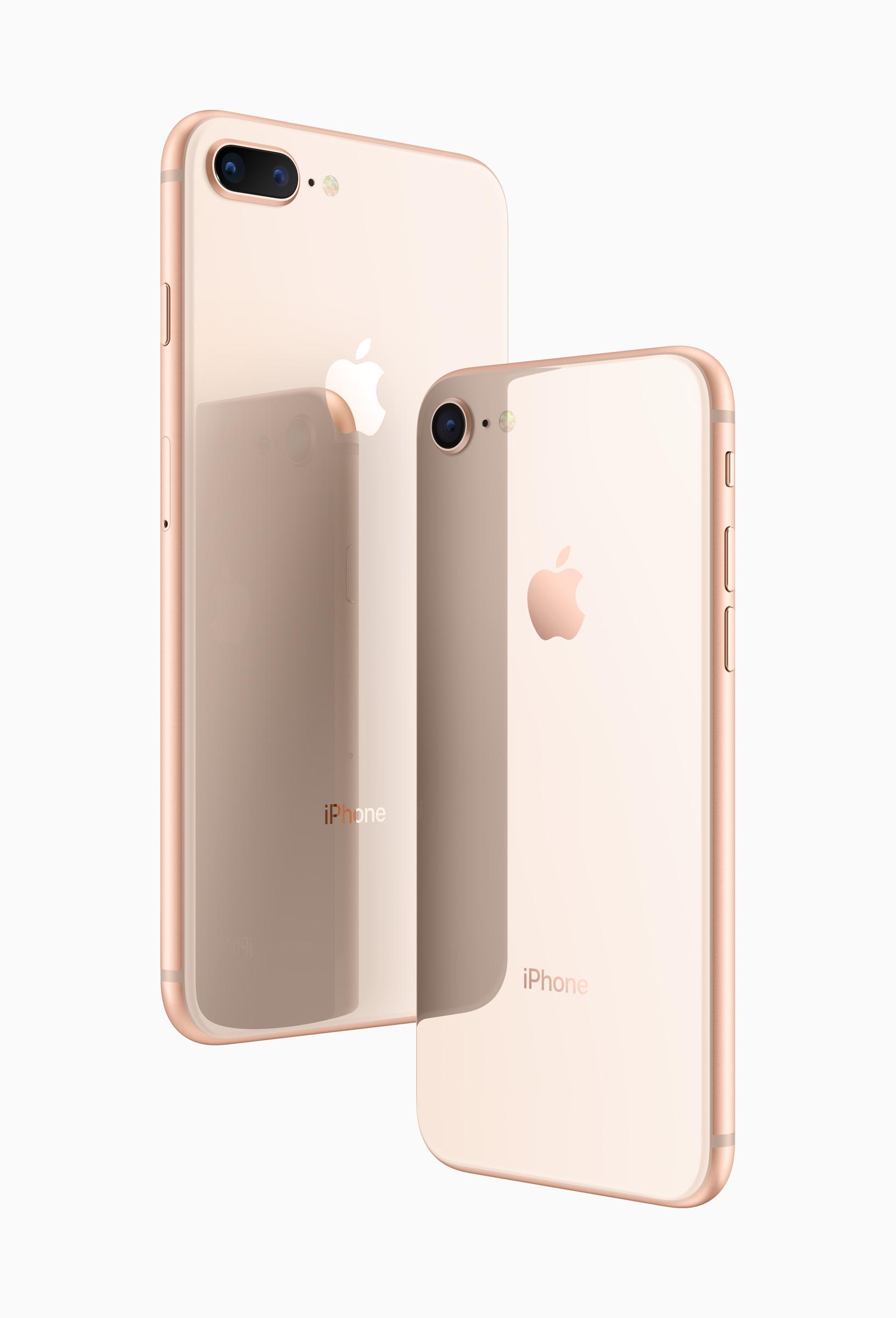iPhone 8/iPhone 8 Plus