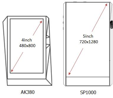 Astell & Kern A & ulitima SP1000