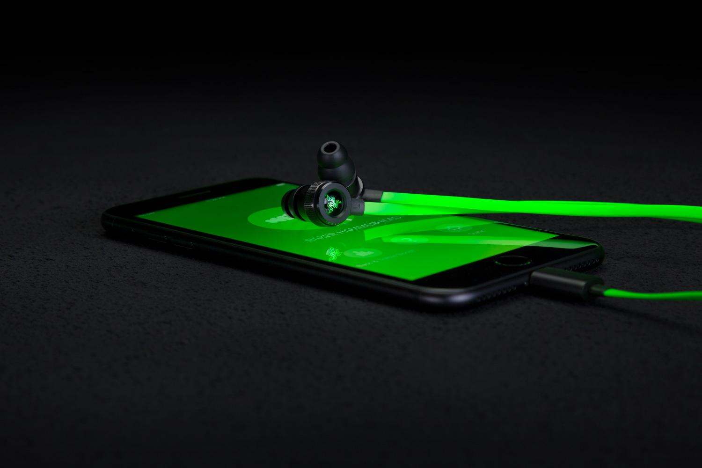 Razer Hammerhead for iOS カナル式ゲーミングイヤホン