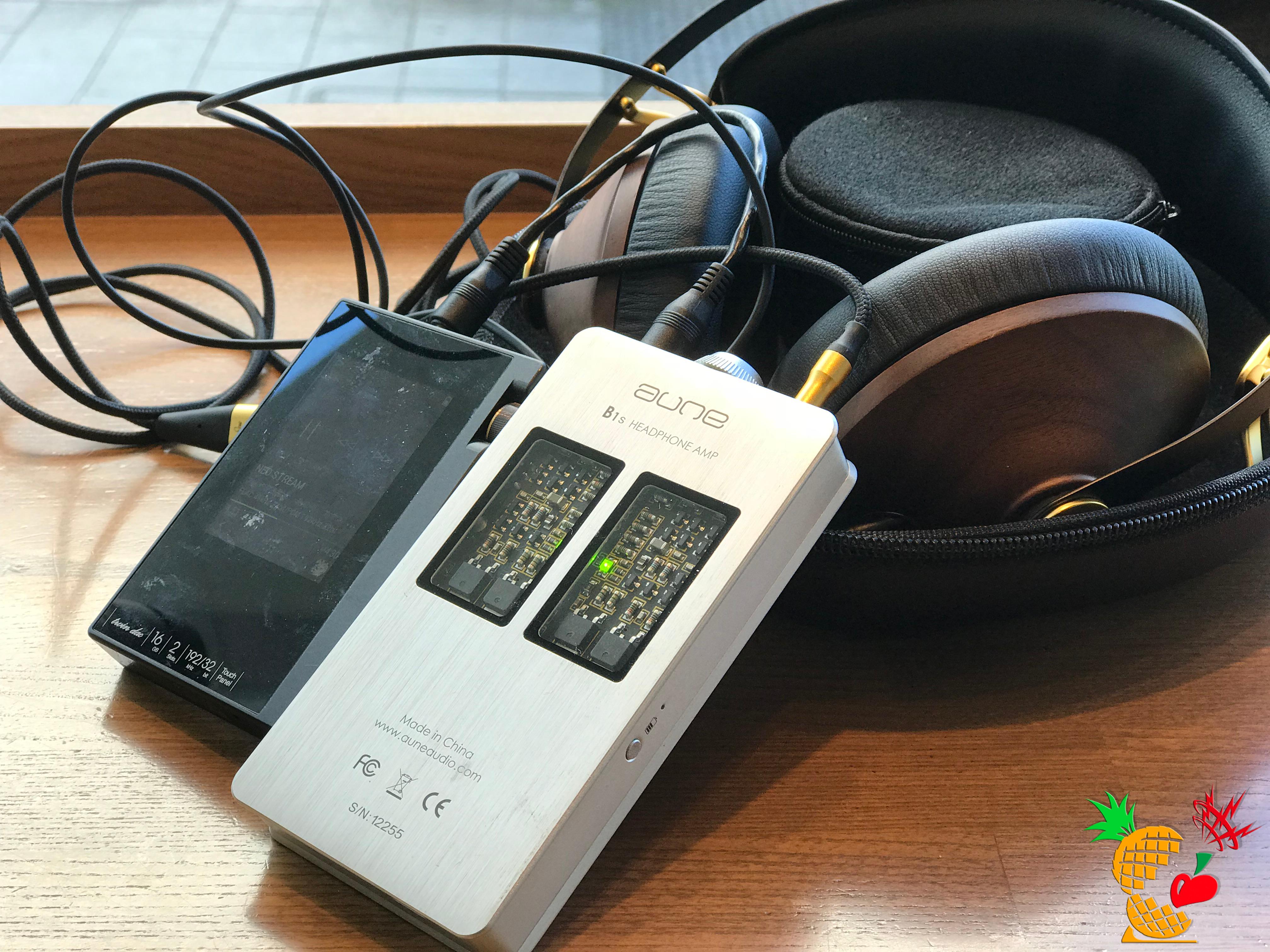 ONKYO rubato + Aune B1s + MEZE Audio 99 Classics