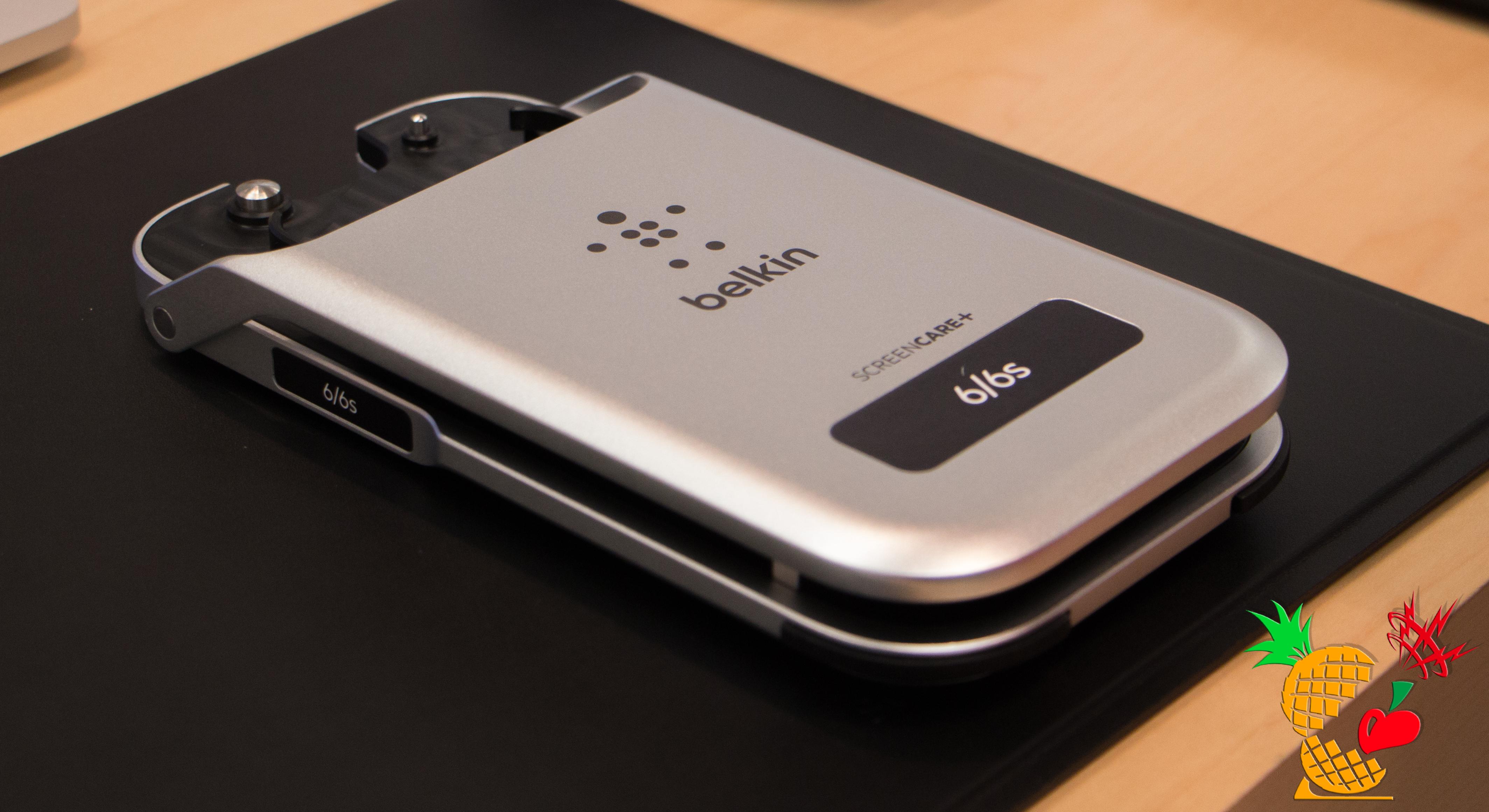 Belkin ScreenCare+ Application System