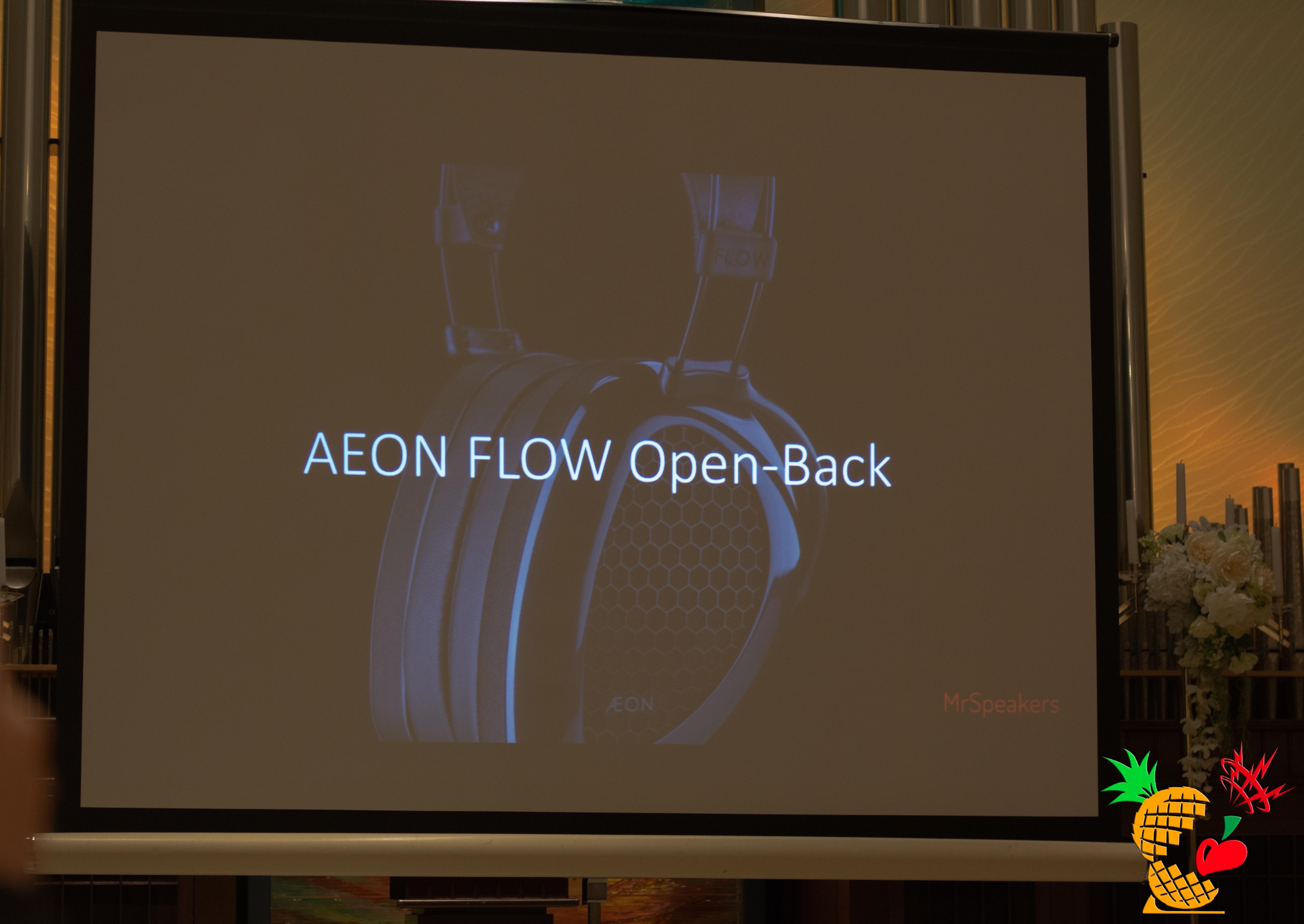 MrSpeakers AEON FLOW Open - Back
