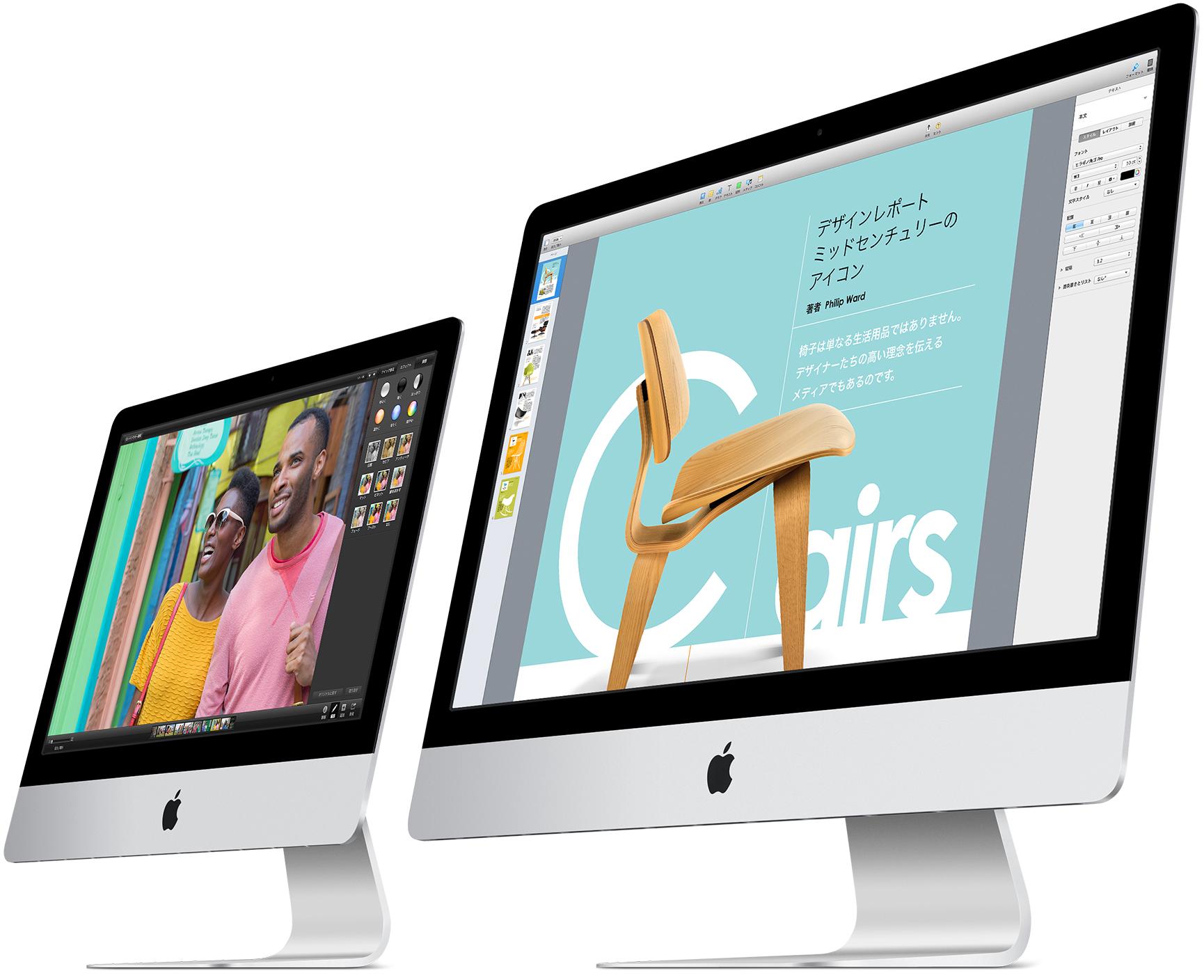 iMac 21.5 inch(Mid, 2014)