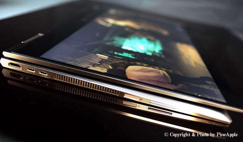 HP Spectre 15 x360