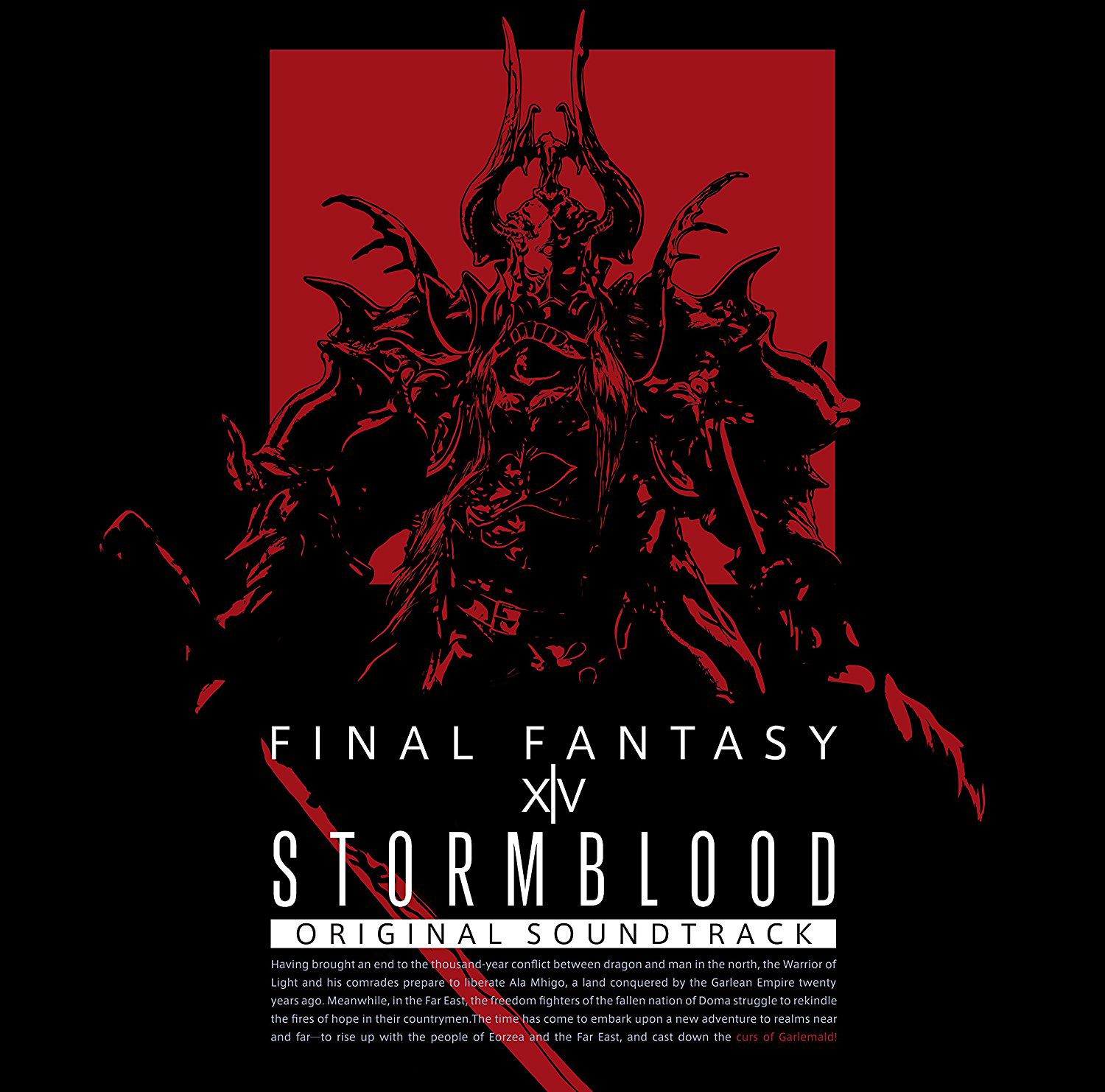STORMBLOOD:FINAL FANTASY XIV Original Soundtrack