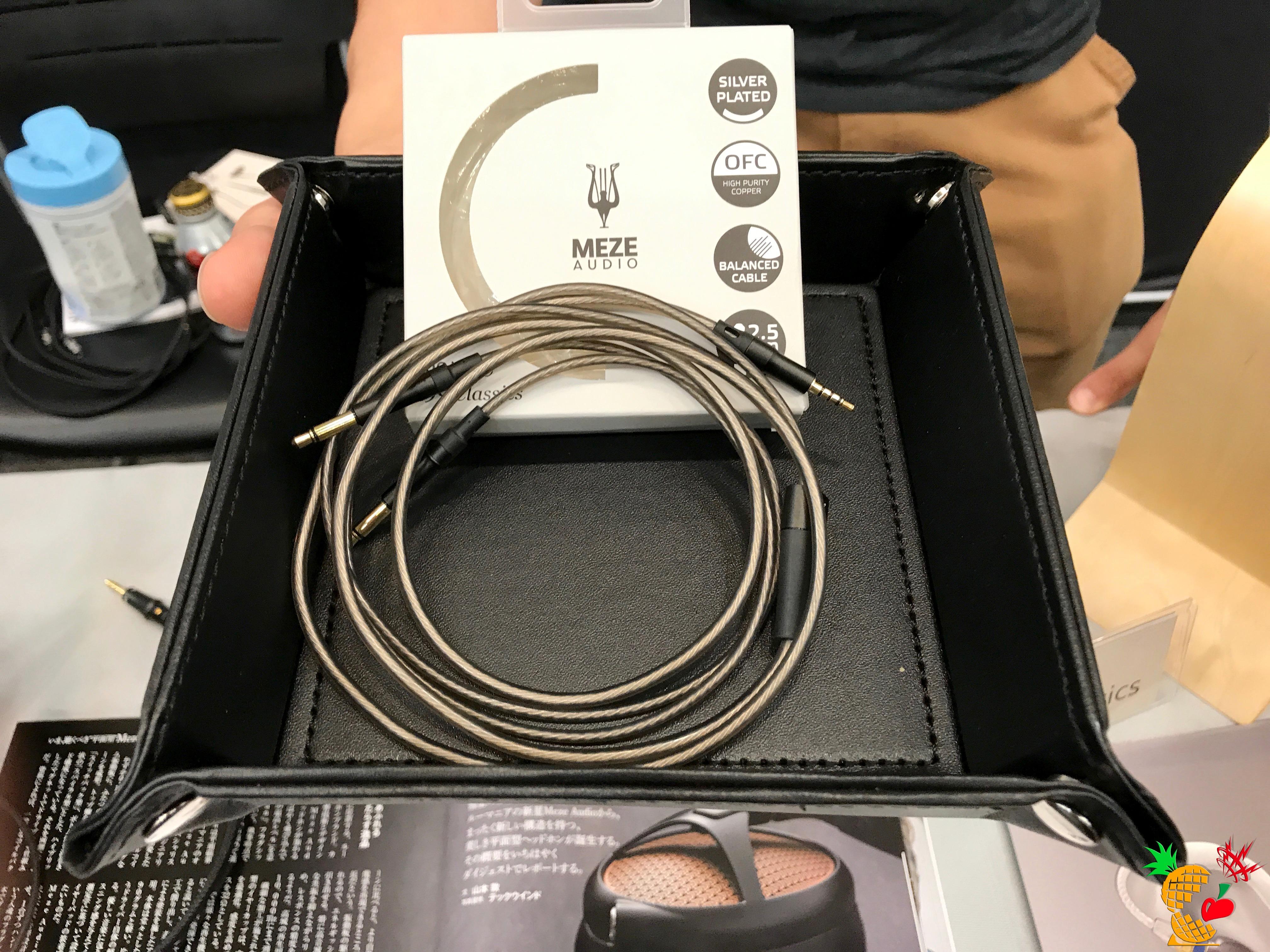 99 シリーズ 2.5mm バランス接続ケーブル