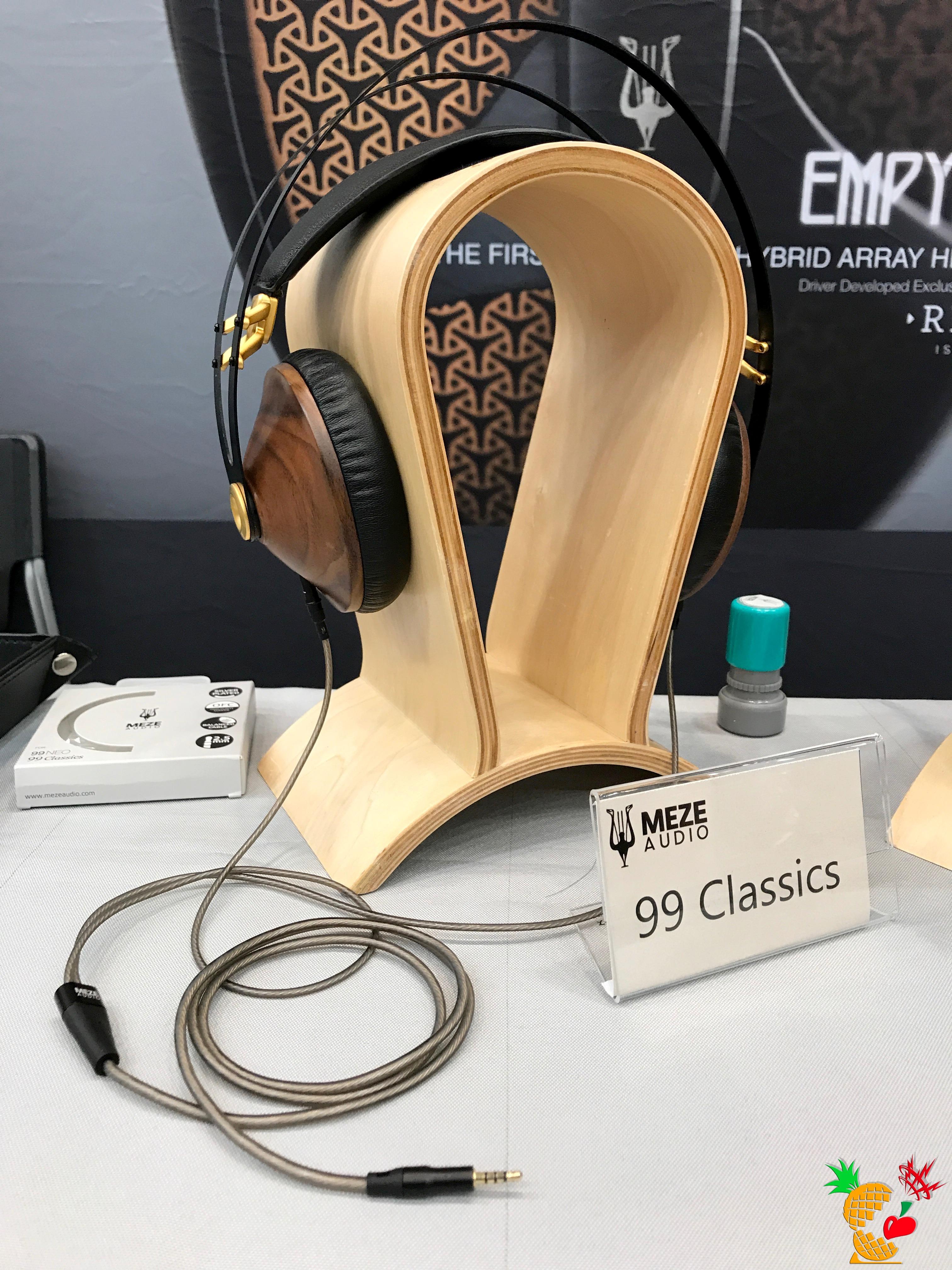 99 シリーズ 2.5mm バランス接続ケーブル with 99 Classics