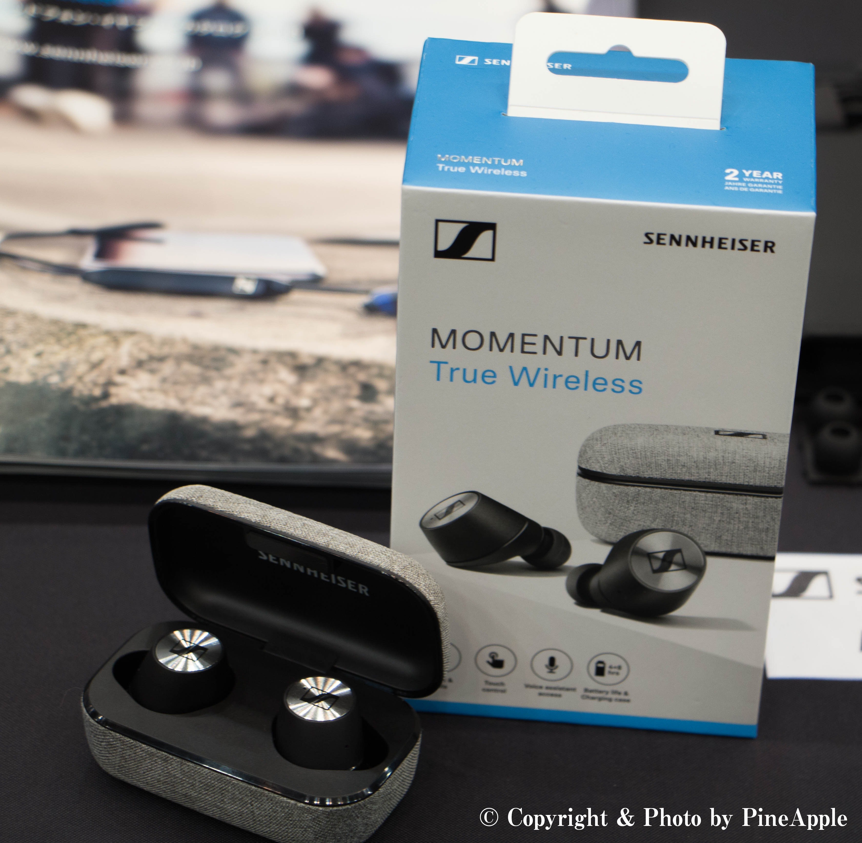 SENNHEISER:MOMENTUM True Wireless