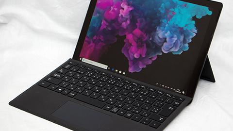 Surface Pro 6(ブラック)+ Surface Pro タイプ カバー(ブラック)