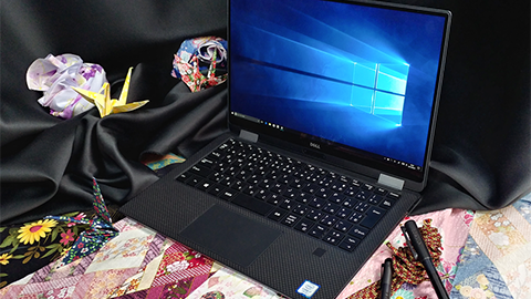 XPS 13 2 - in - 1
