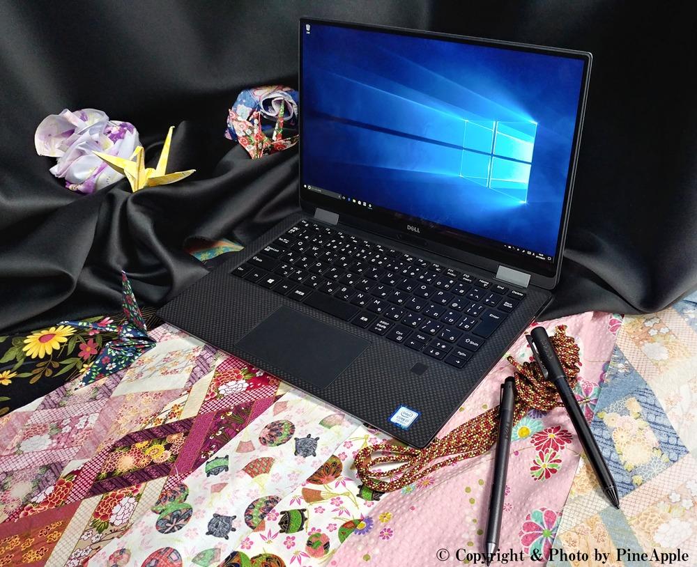 33323b634e レビュー】DELL XPS 13 2 - in - 1 ノート型タブレット PC をお絵かき ...