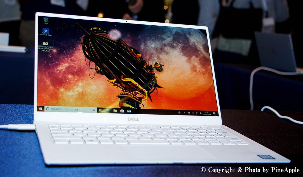 New XPS 13(9380)