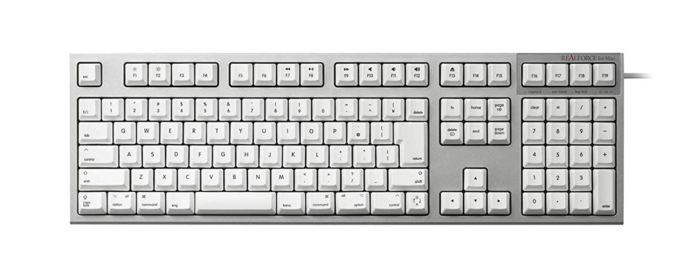REALFORCE for Mac/R2 - JPVM