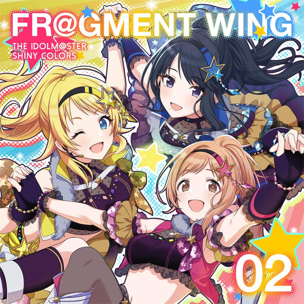 THE IDOLM@STER SHINY COLORS FR@GMENT WING 02