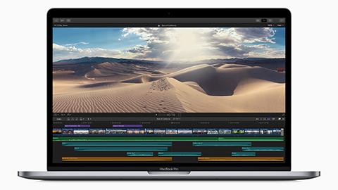 MacBook Pro with Retina Display(Mid, 2019)