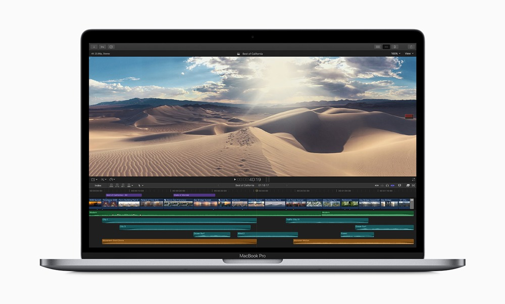 MacBook Pro with Retina Display(Mid, 2019)