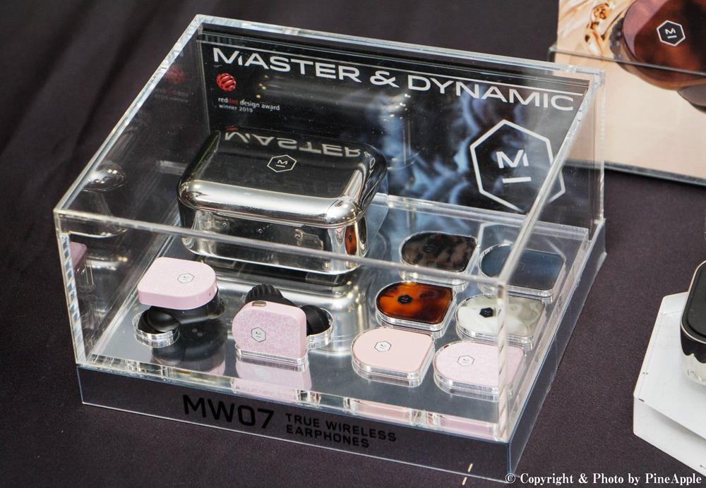 Master & Dynamic MW07