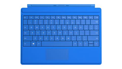 Surface 3 タイプ カバー(シアン)