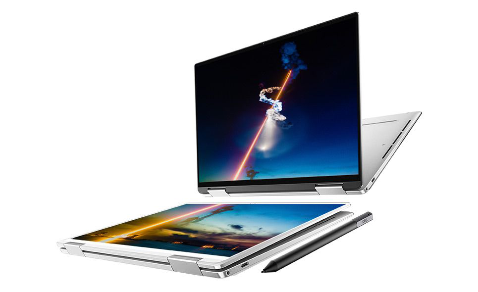 New XPS 13 2 - in - 1(7390)