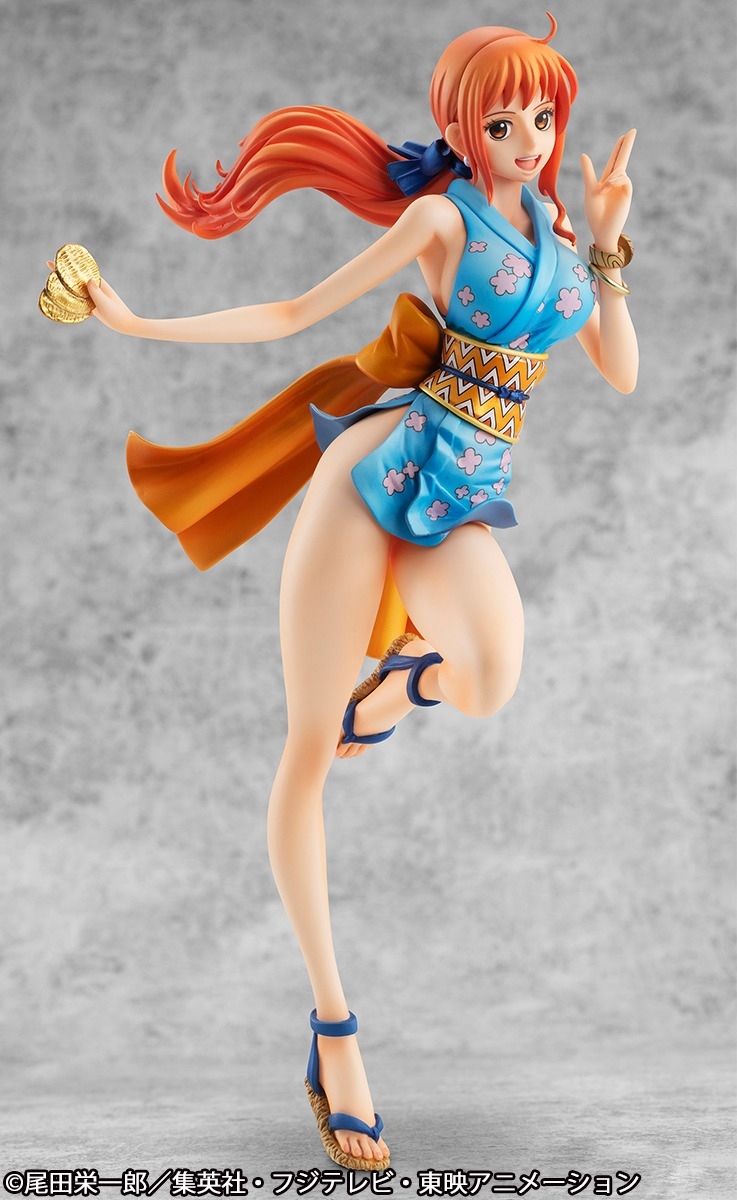 Portrait.Of.Pirates ONE PIECE「Warriors Alliance」新米くノ一 おナミ