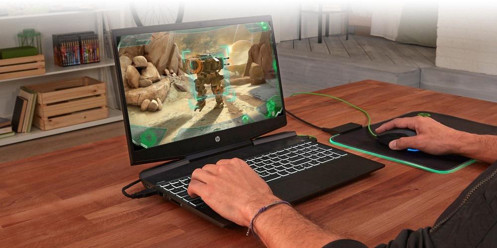 HP Pavilion Gaming 15(Intel)