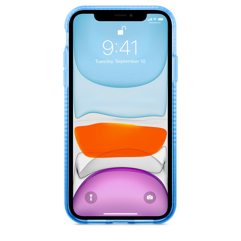 Tech21 Pure Ombré Case for iPhone 11