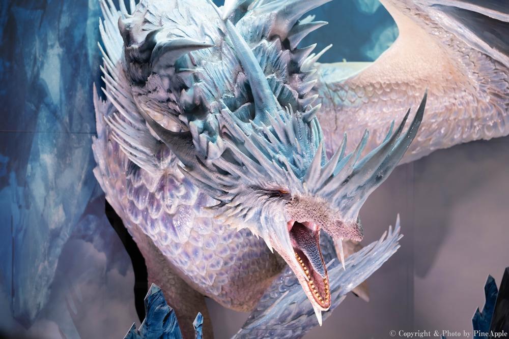 モンスターハンターワールド:アイスボーン(MONSTER HUNTER WORLD ICEBORNE):冰龍イヴェルカーナ