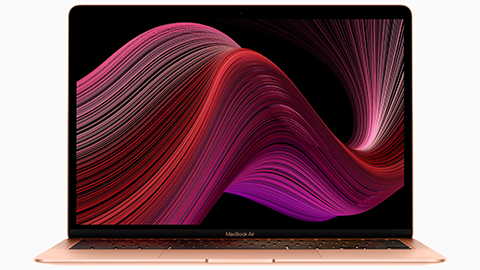 MacBook Air with Retina Display(Early, 2020)