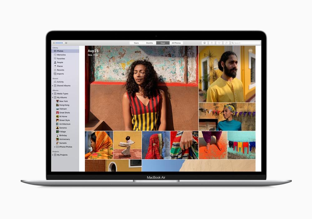 MacBook Air with Retina Display(Early, 2020)