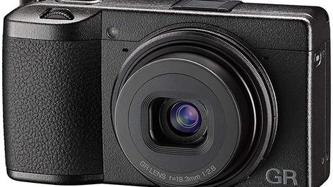 RICOH デジタルカメラ GRIII