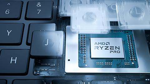 AMD Ryzen™ PRO シリーズ