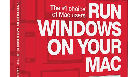 Parallels Desktop® 8 for Mac