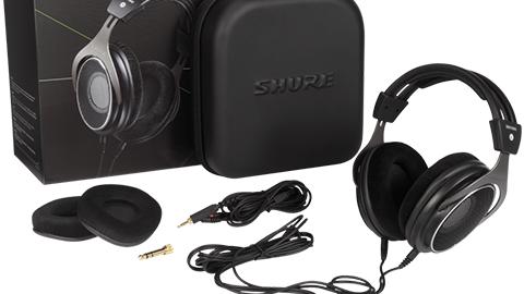 SHURE SRH1840 プロフェッショナル・オープンバック・ヘッドフォン