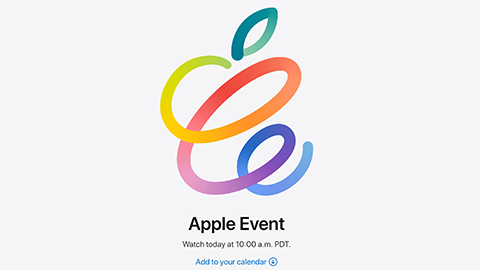 Apple Event Spring Loaded