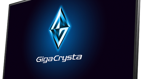 GigaCrysta LCD - GCU271XDB