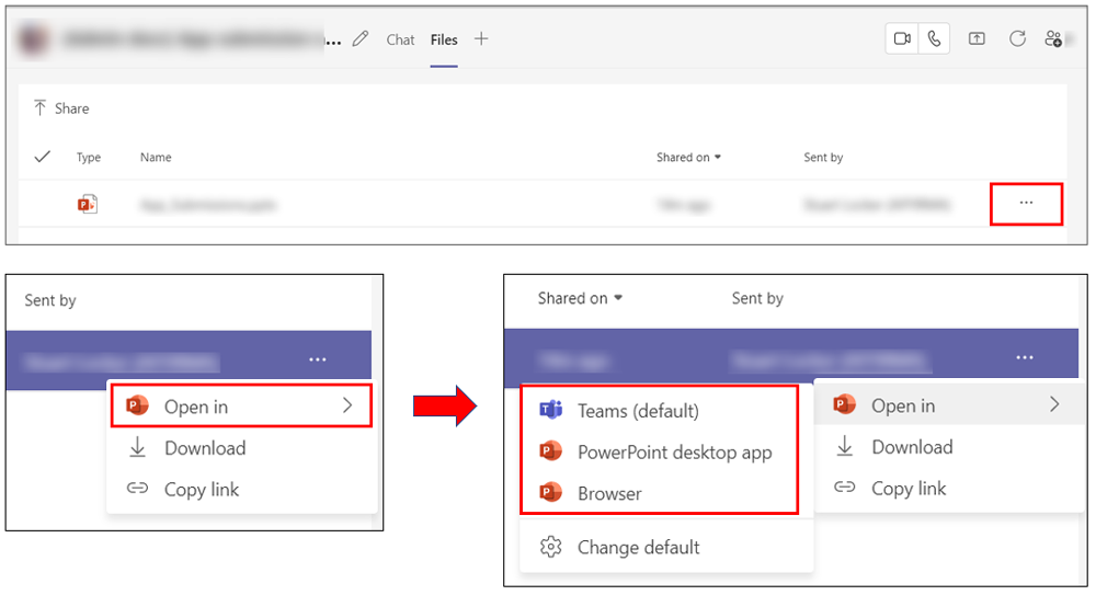 New default settings when opening Office files - MC268957