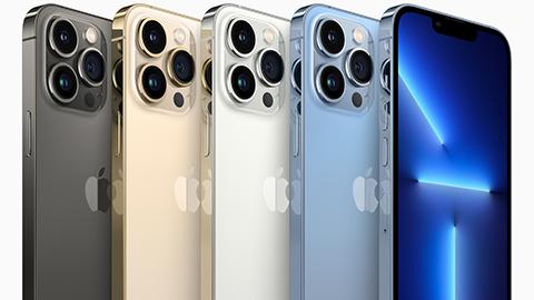 iPhone 13 Pro、iPhone 13 Pro Max