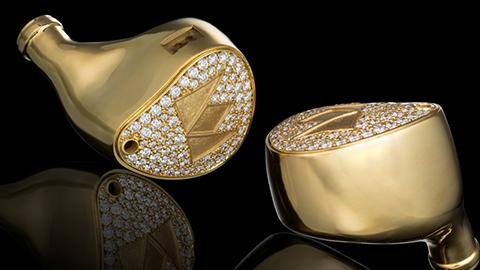Noble Audio Gold & Diamond Sultan
